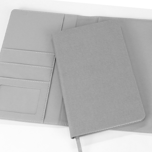 exclusive tri fold planner slim thermo skin notebook empire diary